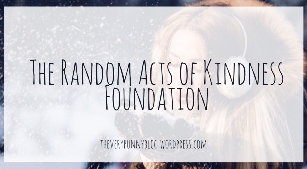 The Random Acts of Kindness Foundation Title